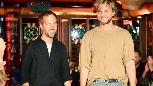 设计师Peter Pilotto和Christopher De Vos