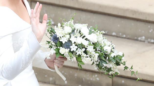 尤尼金公主的手捧花