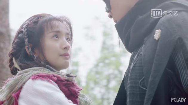 袁湘琴看江直树的眼神