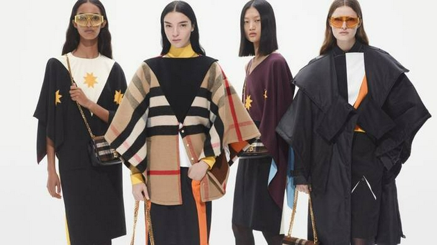 Burberry将在米兰巴黎时装周间隙,上演数字时装展示