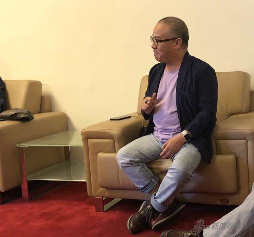 中国当代著名评论家、策展人、云南大学艺术与设计学院教授 管郁达