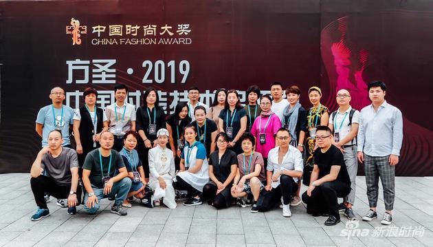 方圣•2019中国时装技术奖评选复评落幕设计师协会礼服