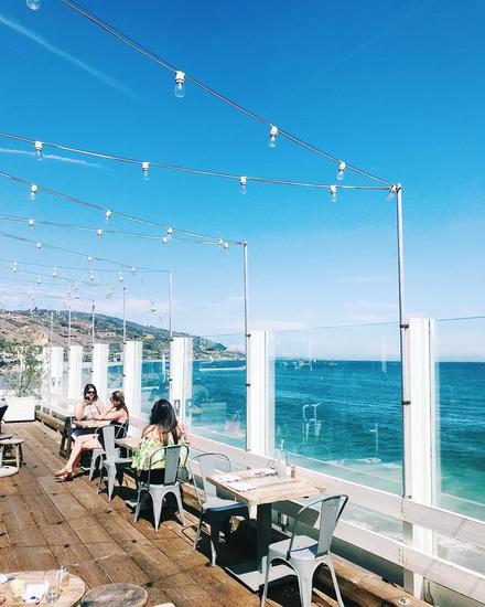 七夕浪漫约会指南 洛杉矶这9家海滨餐厅让你顺利脱单