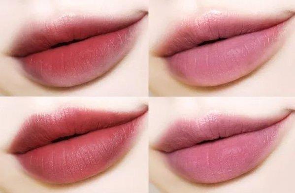 RLBB唇色对比