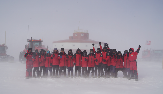 专访波司登专业保暖系列设计师:联合研发助力中国南极科考征程