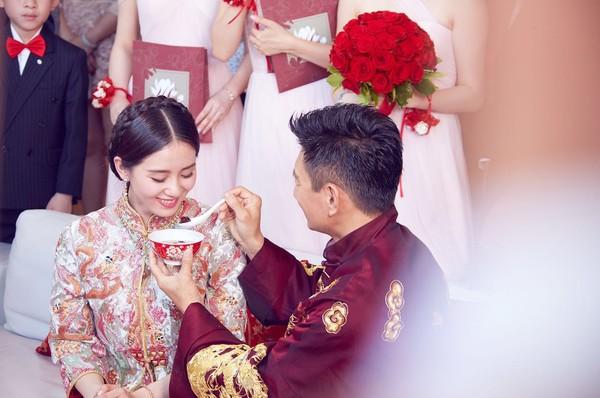 吴奇隆刘诗诗婚礼