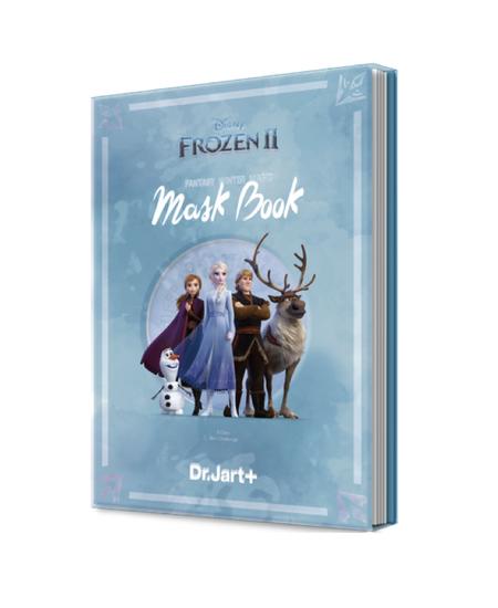Dr.Jart+ Fantasy Magic Mask Book(Frozen II)