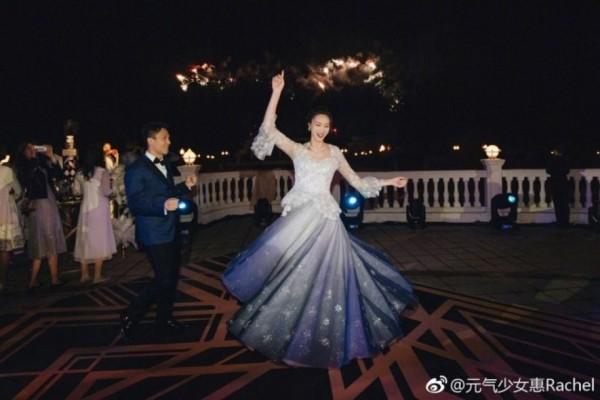 退役后、婚后的惠若琪