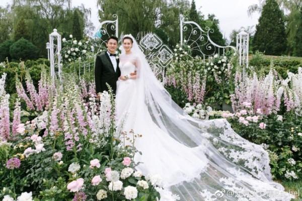 浪漫庄园婚礼