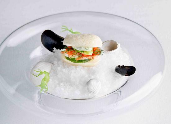 严肃高冷的德国人做起美食是这样的|米其林|德国|餐厅图片
