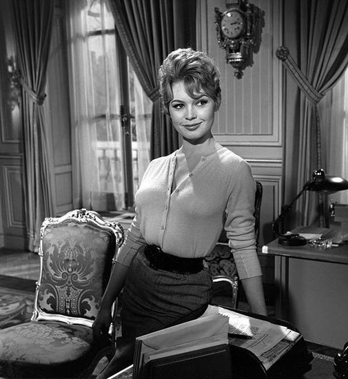 男人为之疯狂的尤物Brigitte Bardot