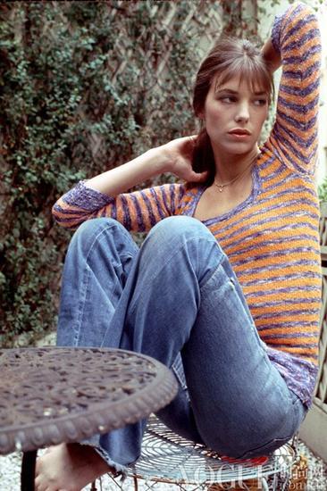 Jane Birkin这位上世纪60年代的ICON