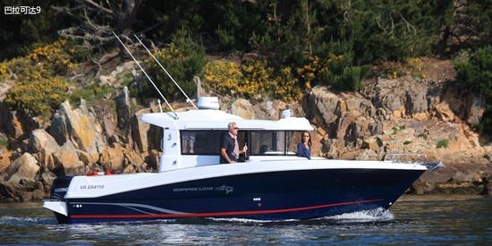巴拉可达 Barracuda 9