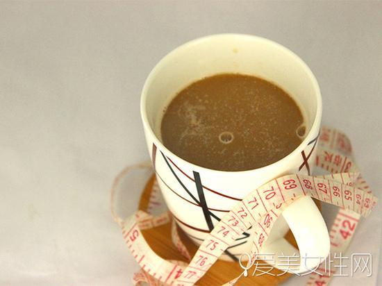 飯後黑咖啡消臉腫