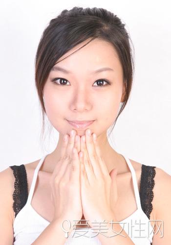 瑜伽瘦臉法