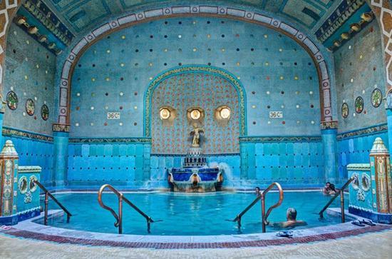 世界各地的沐浴风俗之匈牙利