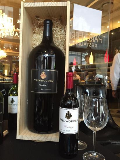9L维富登经典干红葡萄酒(Veenwouden Classic) 维富登皮诺塔吉(Veenwouden Pinotage)