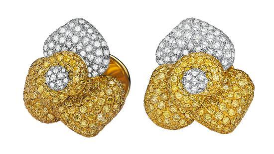 """""""自然恩赐""""动物造型手镯等,更有aster ma匠心定制设计的彩色宝石,钻石"""