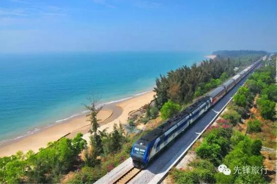 海南环岛铁路