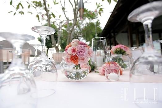 巴厘岛婚礼