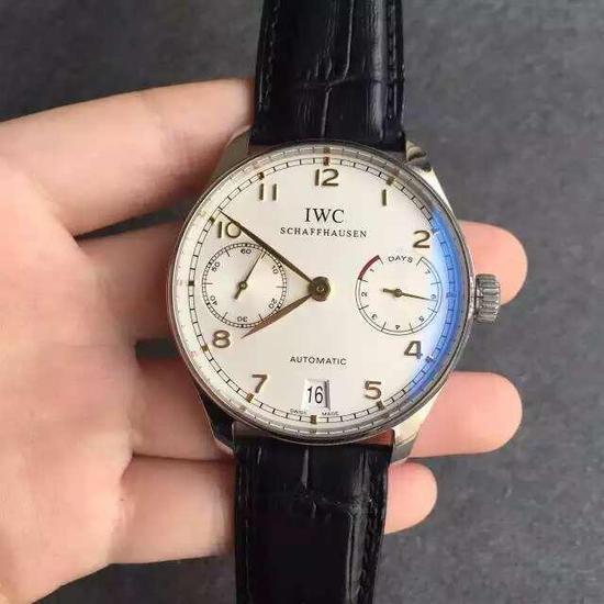 IWC IWC Portoghese portoghese orologi meccanici automatici