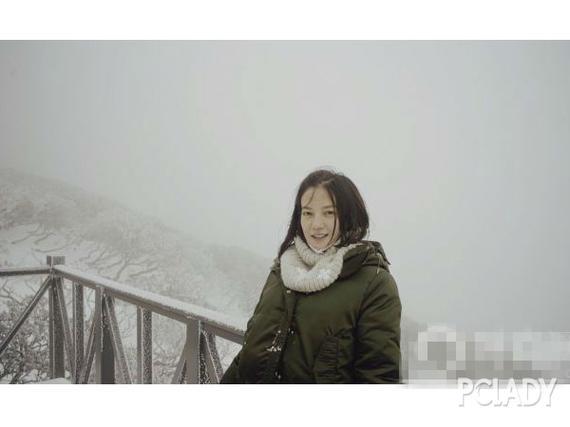 同登雪山 范冰冰为何美过赵薇?