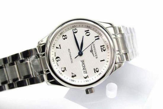 serie Longines Mingjiang di orologio meccanico automatico del calendario del doppio