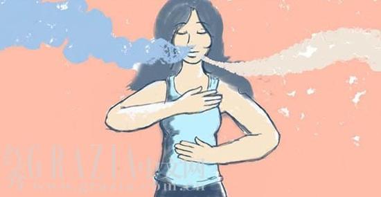 顺呼吸和逆呼吸