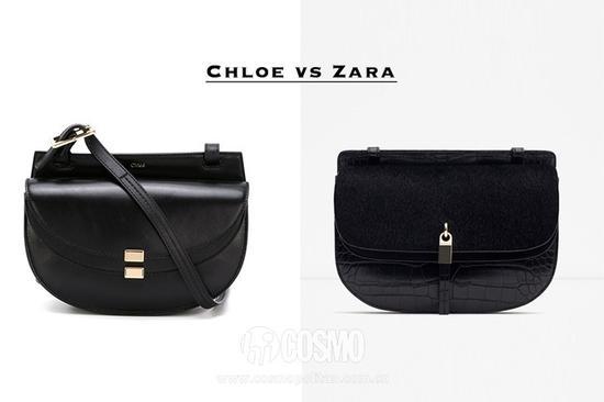 Chloe和Zara