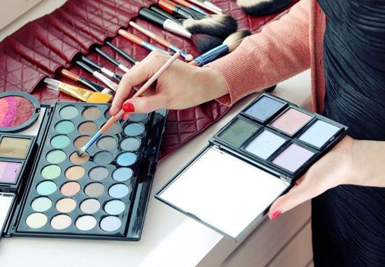 化妆师的选择