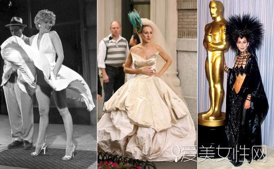时尚圈的经典裙装