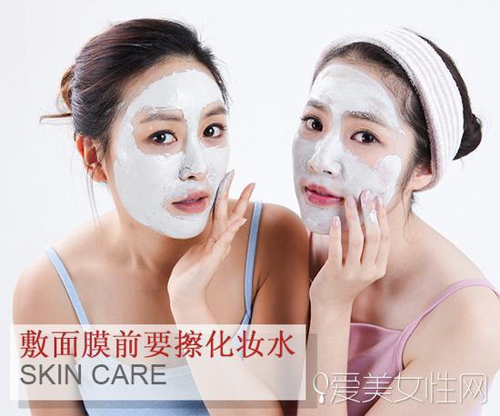 面膜敷完要洗脸吗搞懂这些问题功效最大化