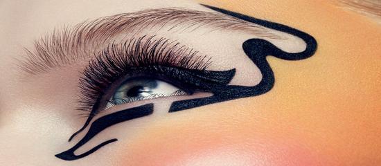 艺术眼线 visual图