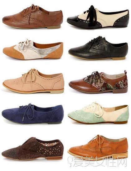 牛津鞋單品推薦