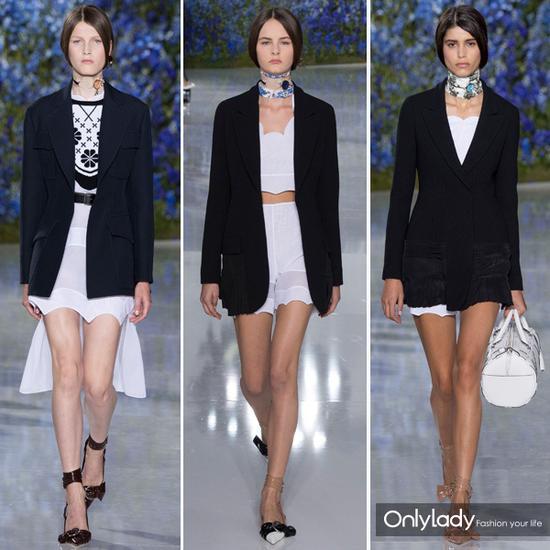 Christian Dior2016春夏系列
