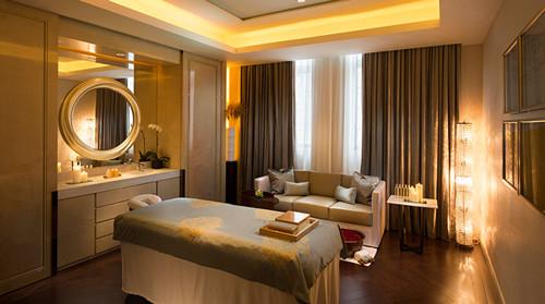 上海外滩华尔道夫酒店水疗中心成为该品牌第一个获得五星级评级的水疗中心