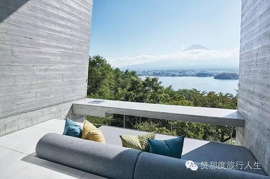 住客可在东京云端享用温泉