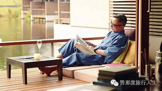 传统日式旅馆被赋予了Loft的空间理念