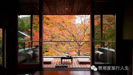 虹夕诺雅总会在传统日式和当代度假美学间寻到支点