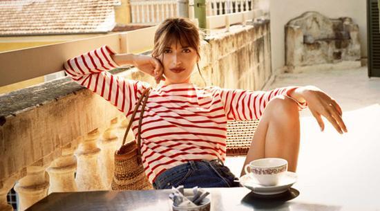 时尚博主Jeanne Damas