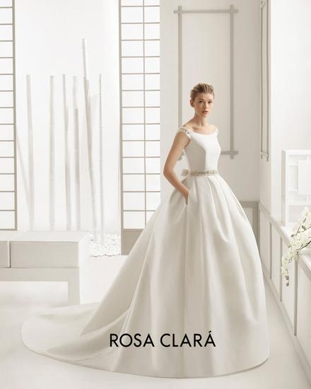 Rosa Clara婚