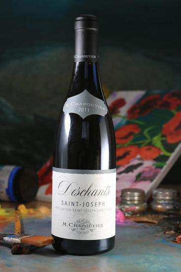 莎普蒂尔圣约瑟之歌红葡萄酒2011