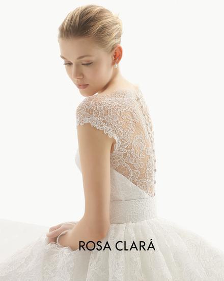 Rosa Clara露揹婚