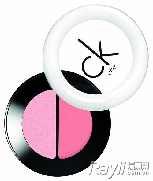 CK One Color胭脂腮红两用粉饼