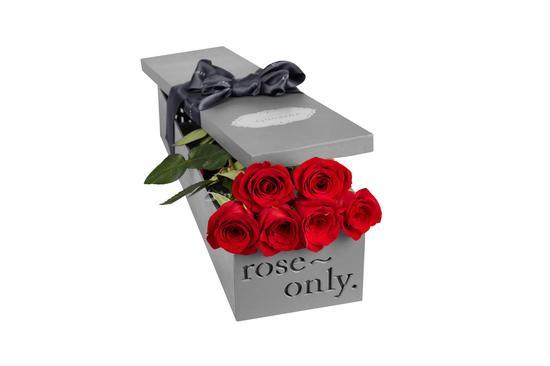 roseonly经典朱砂