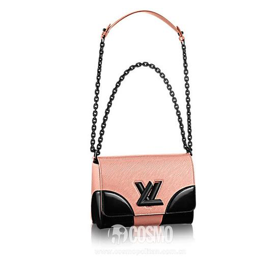 Louis Vuitton Twist 中号手袋 ¥31,000 (类似款)