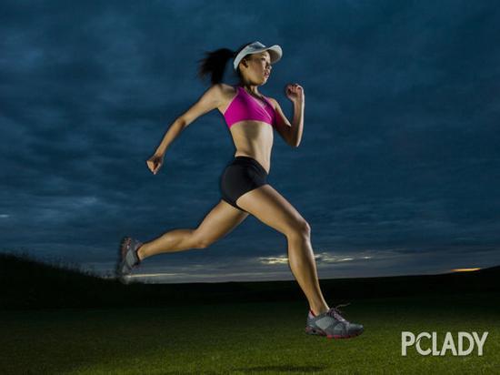 跑步的最佳时间:傍晚