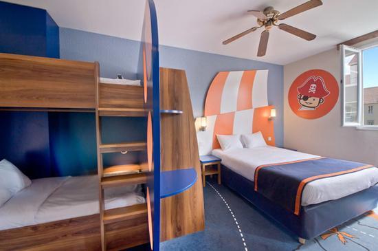 巴黎迪士尼乐园探险家酒店
