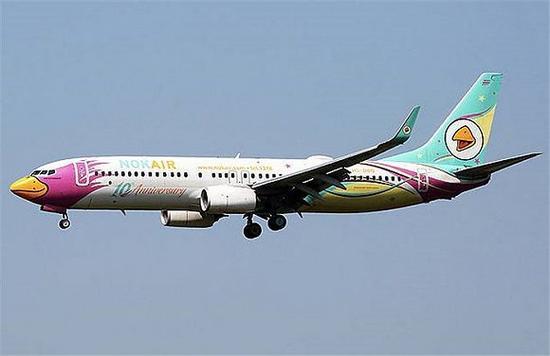 阿联酋航空   阿联酋航空为保护野生动物做的涂装.