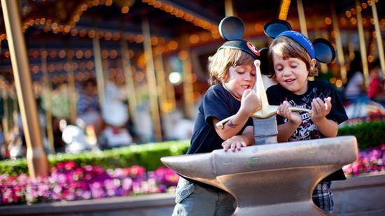 加州迪士尼乐园